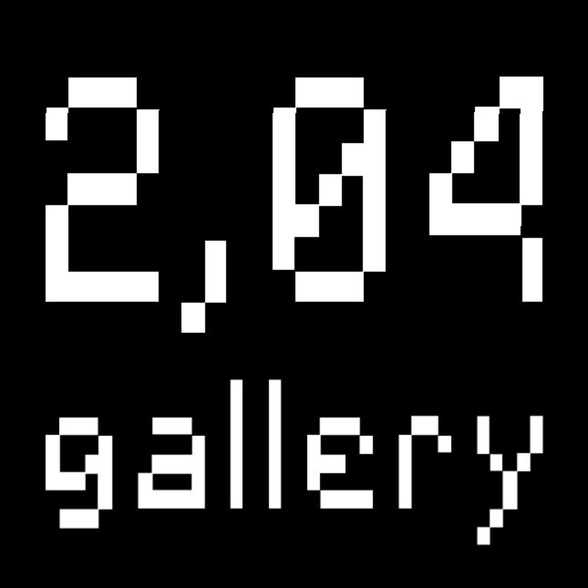 Experimental gallery 2,04