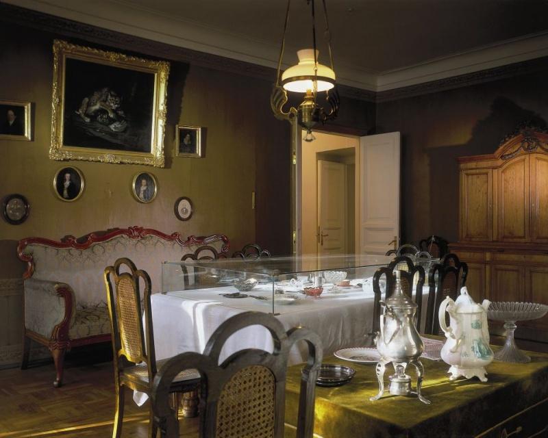 Museum-apartment of Nikolai Rimsky-Korsakov