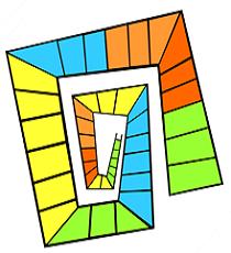 Коворкинг-студия Парадная лестница