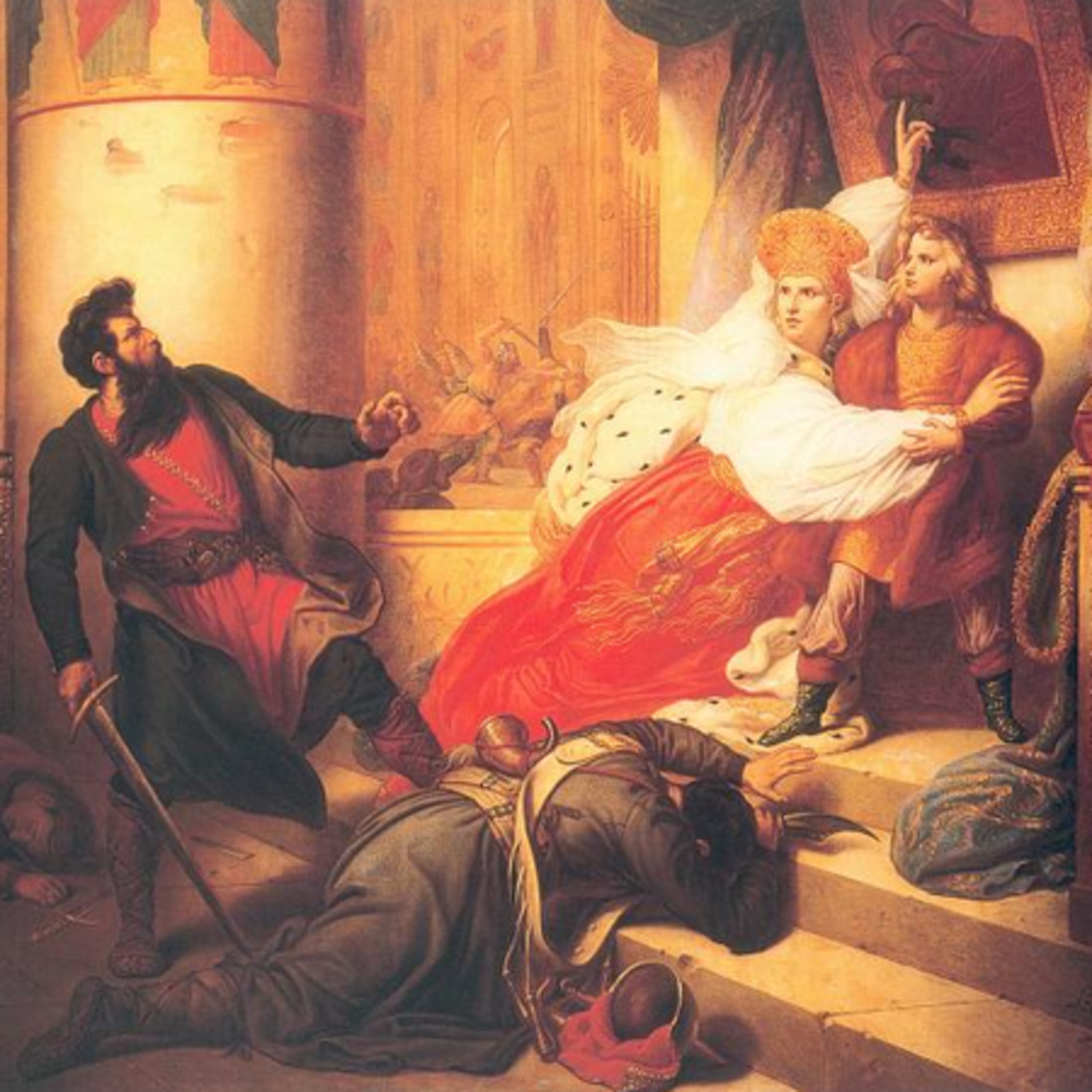 Выставка «Династия Романовых»