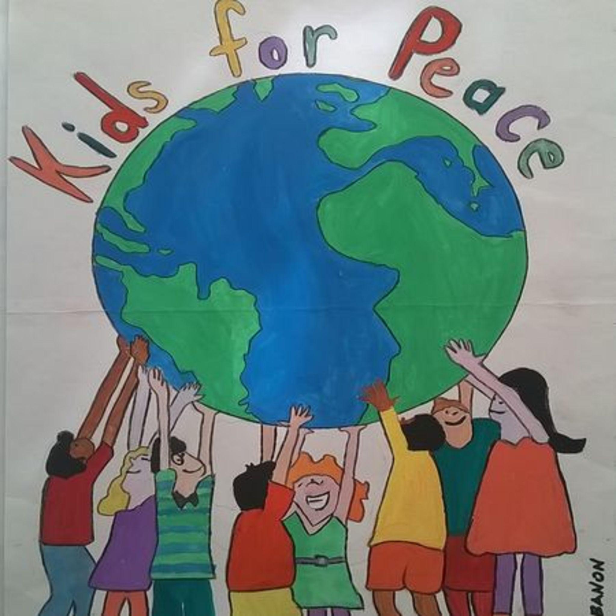 Международная выставка детского творчества «Моя мечта о мире»