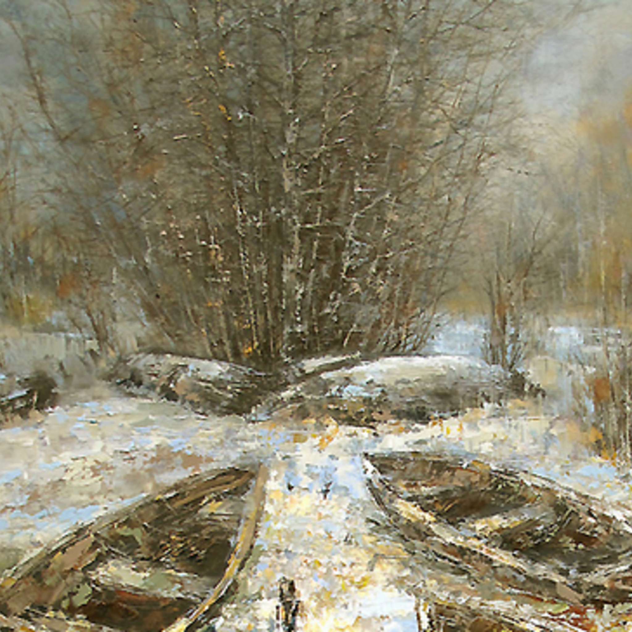 Exhibition of paintings by Dmitry Kustanovich Spatial Realism