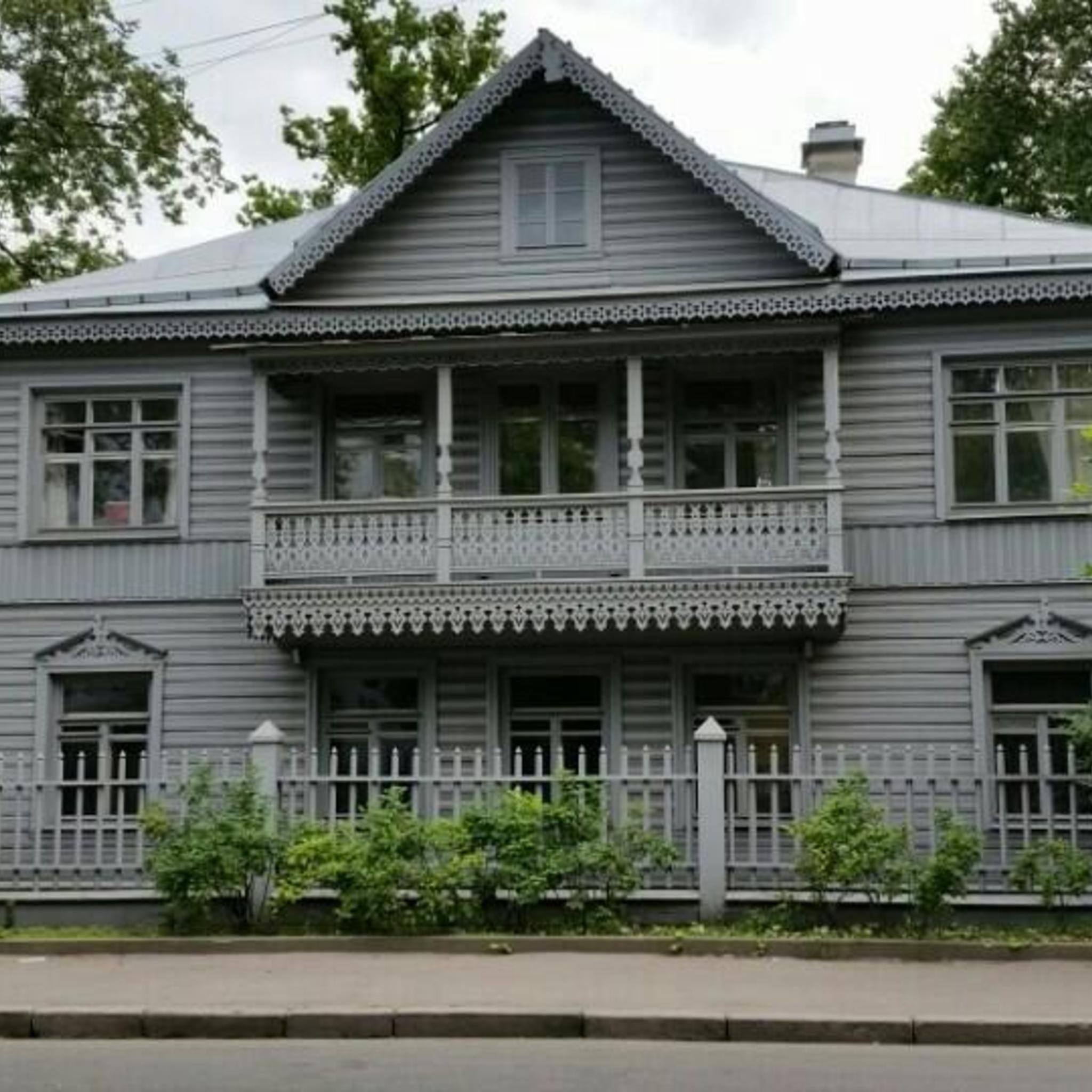 St. Petersburg Museum of avant-garde (House MV Matyushina)