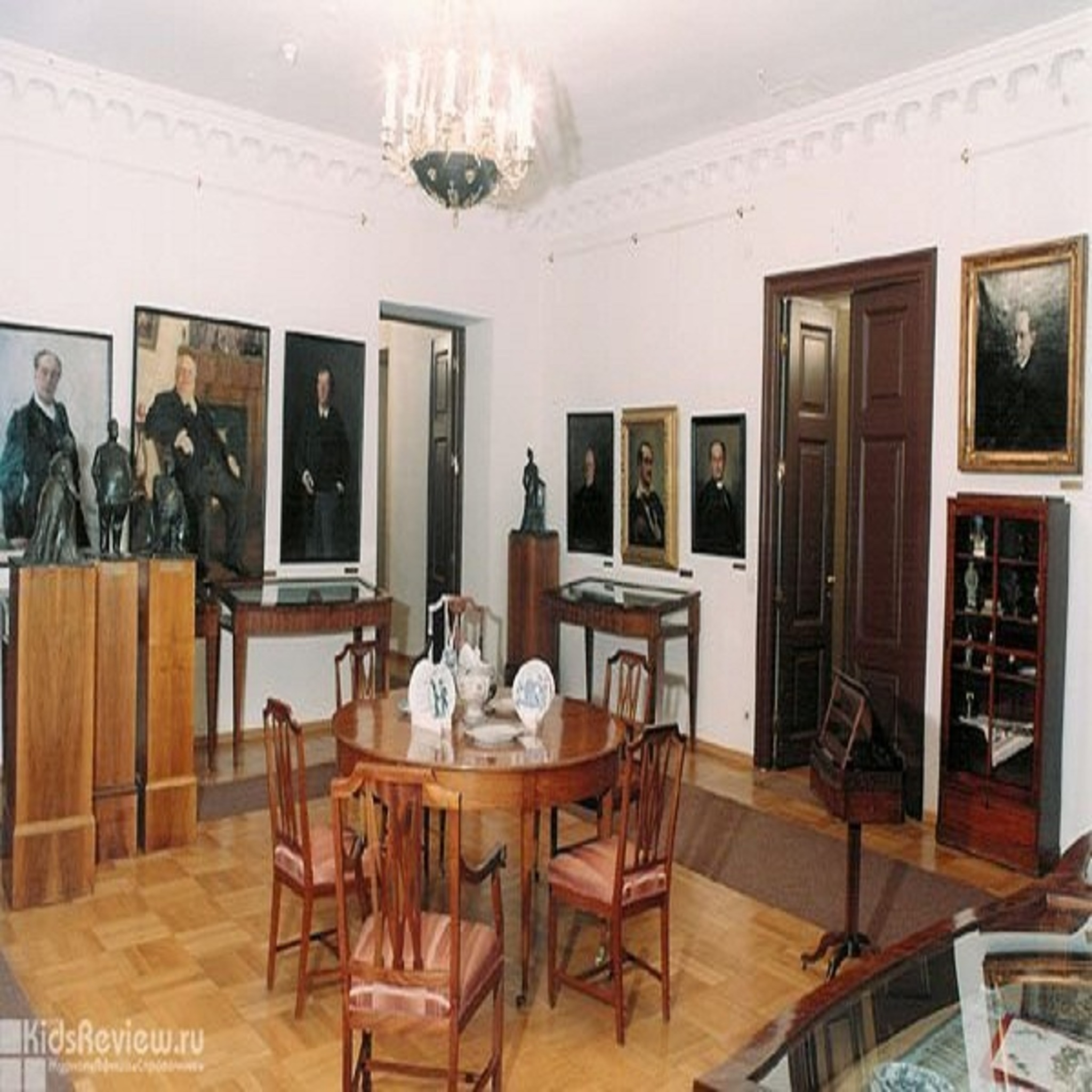 The exhibition People's artist. To the 90-th anniversary of the Kirill Lavrov