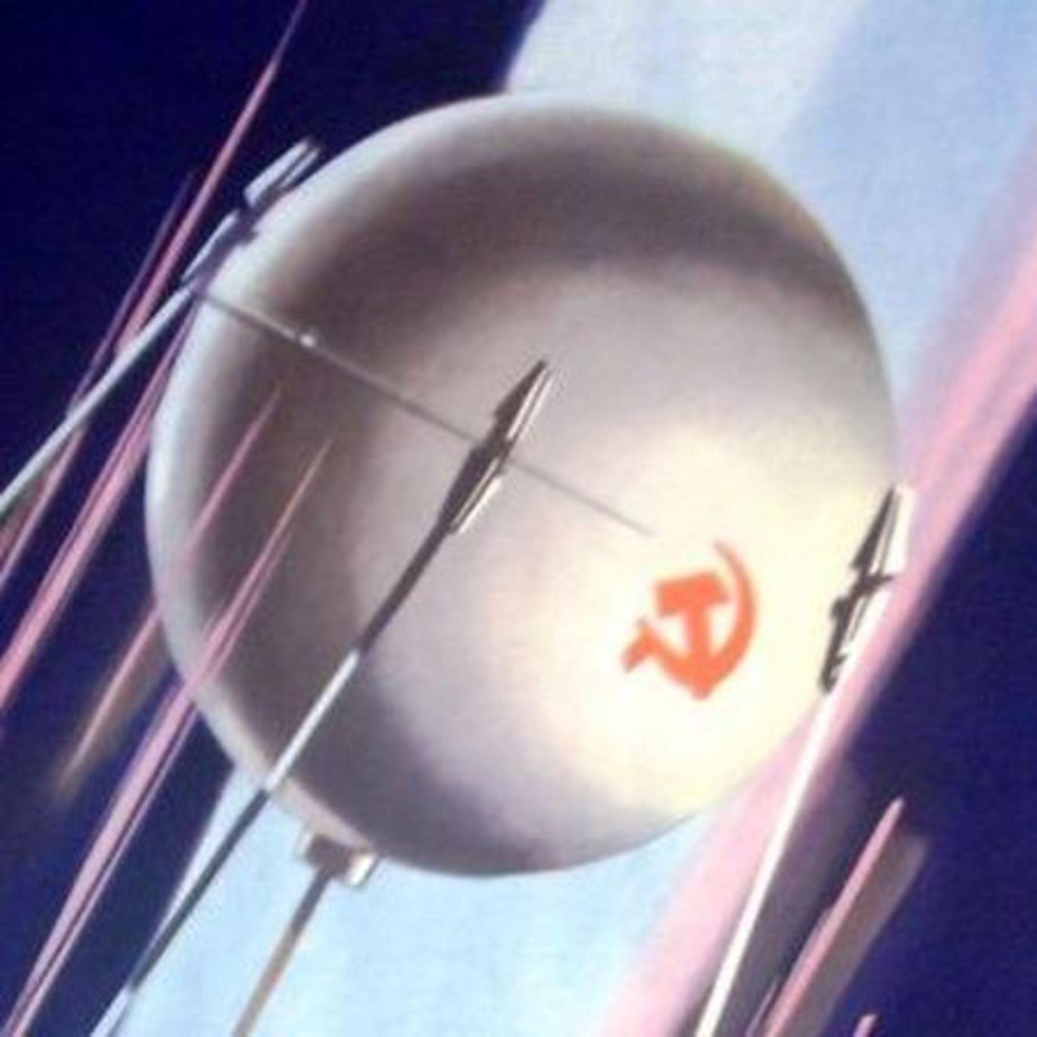 Выставка «Первые спутники»