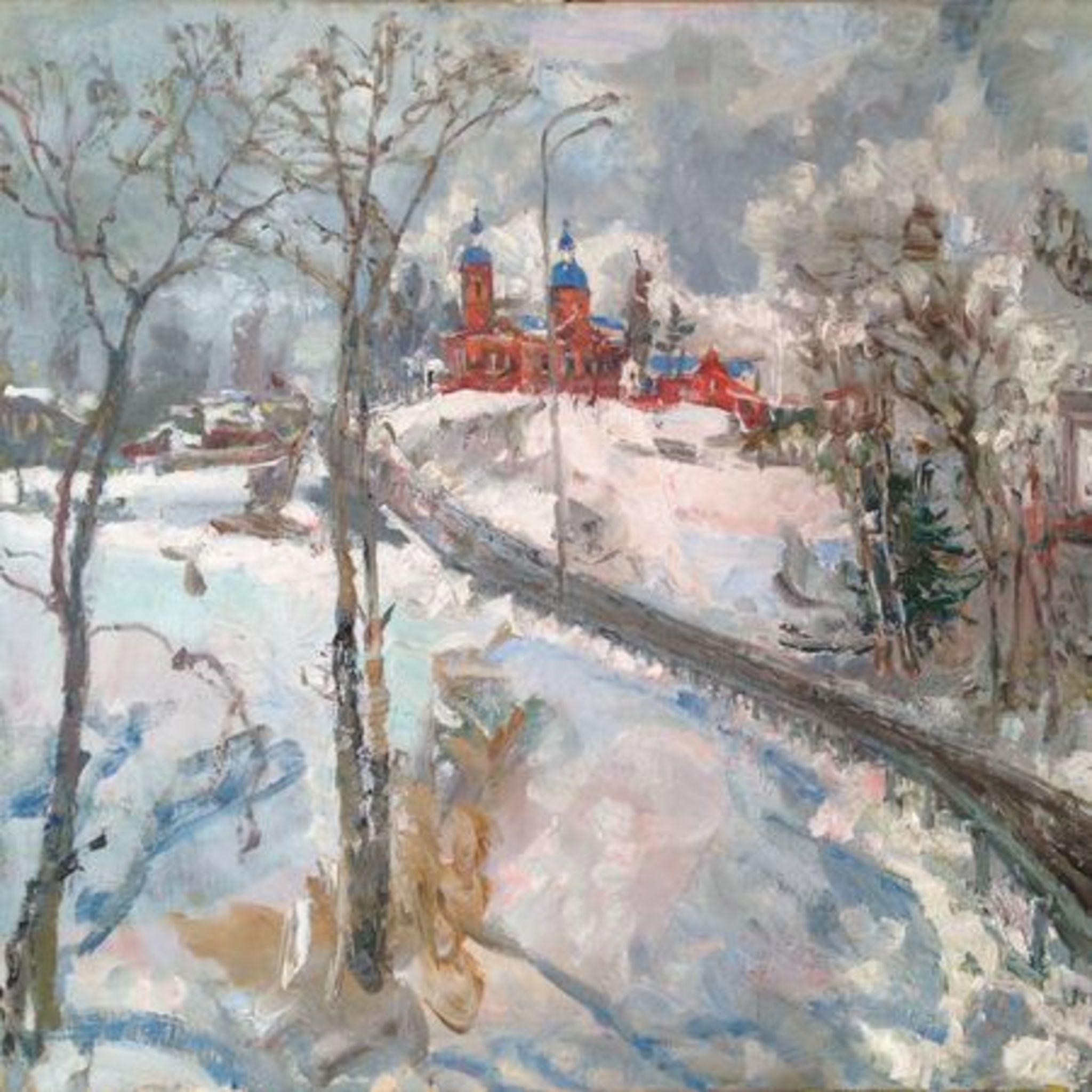 Exhibition Larissa Akhmadeeva