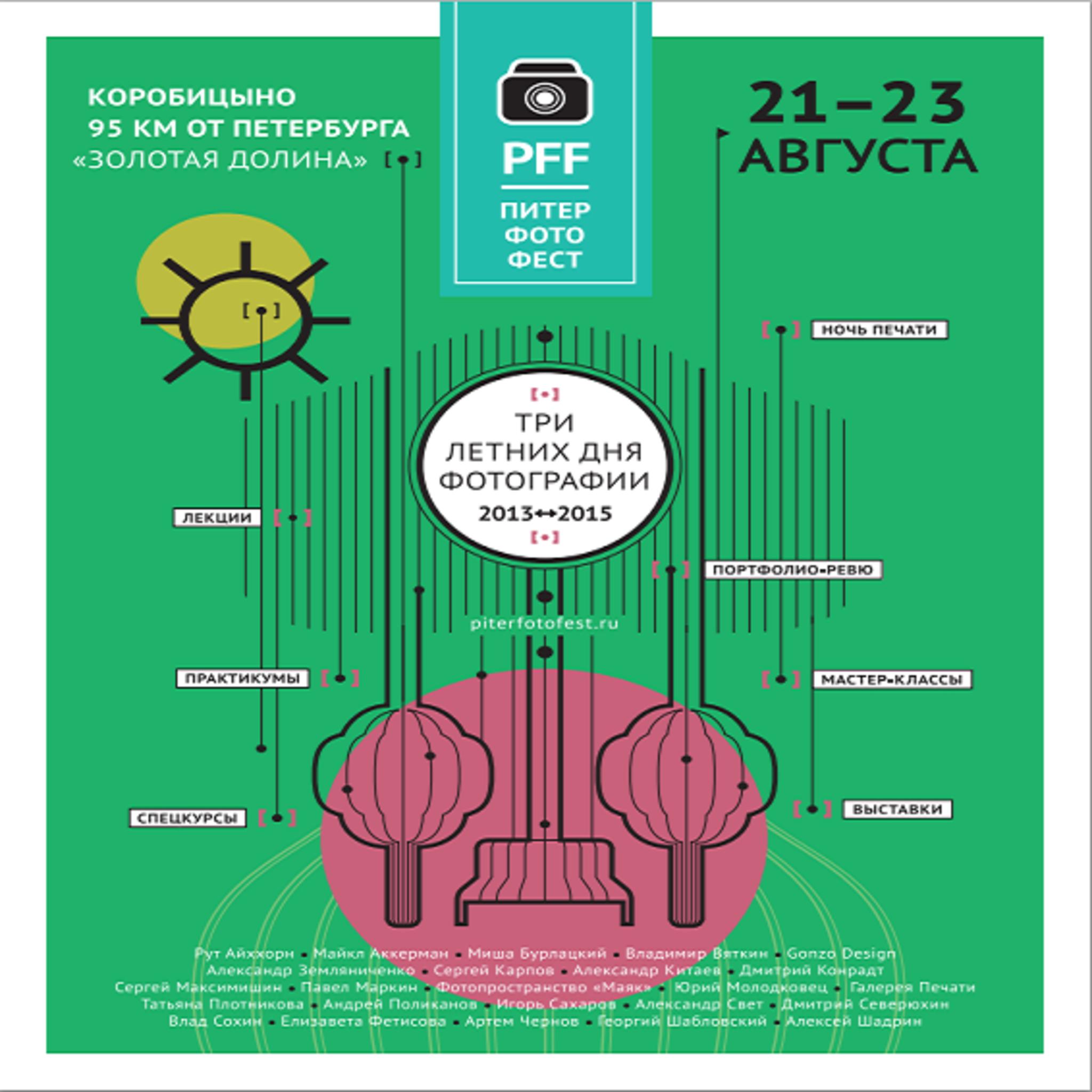 III Festival Piterfoto-Fest-2015