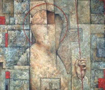Выставка живописи Сергея Миханкова «Дождь, прошедший вчера»