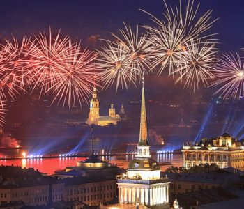 27 мая 2017 года Санкт-Петербург отметит 314-й день рождения