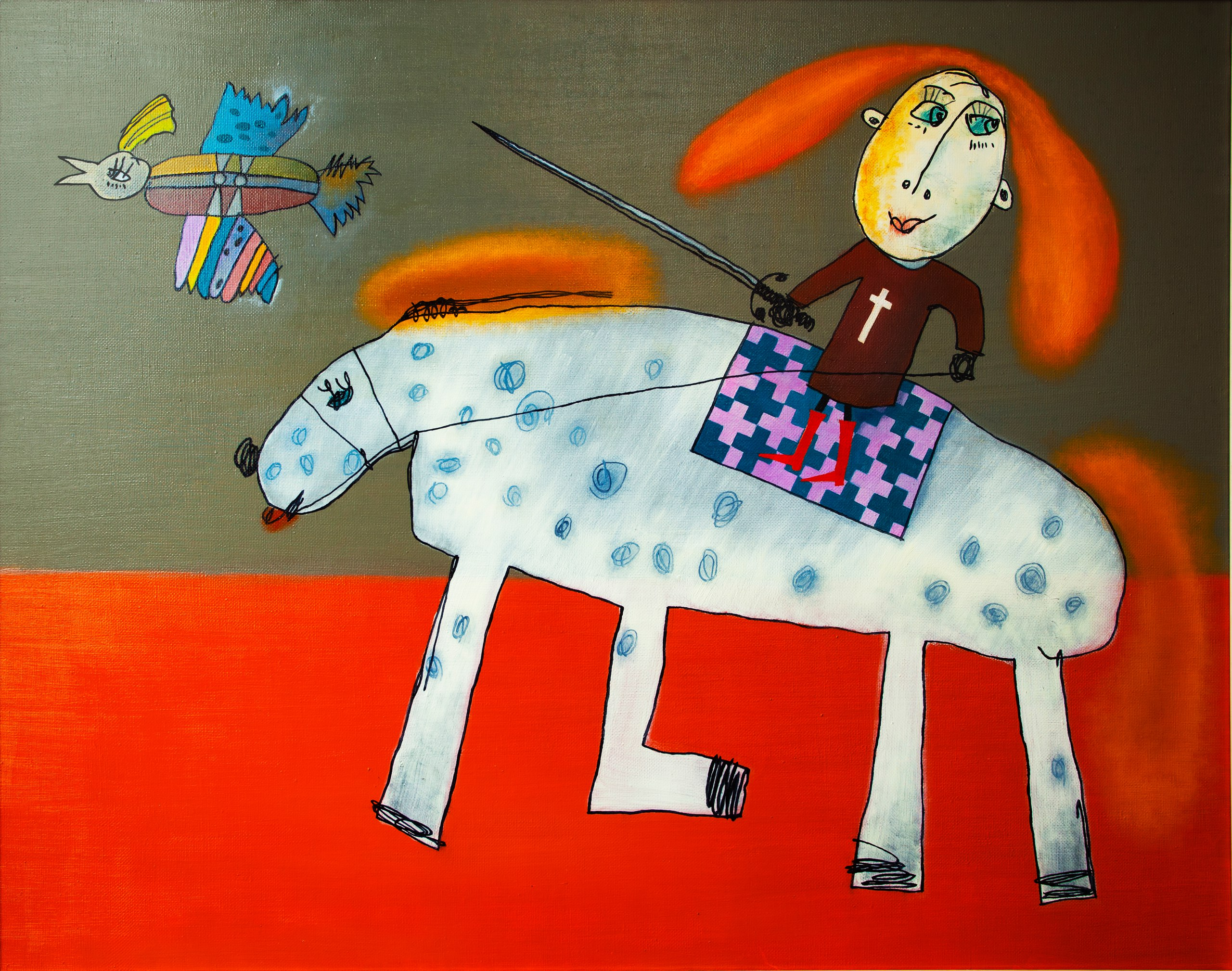 Exhibition of paintings by Igor Zabolotsky «Ol inclusive»