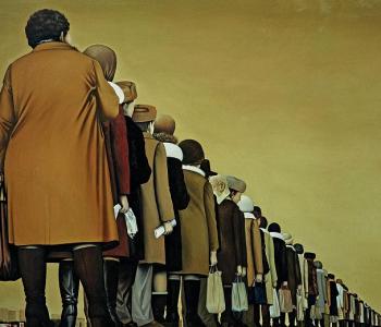 "Permanent exposition ""Russian art of the twentieth century"""