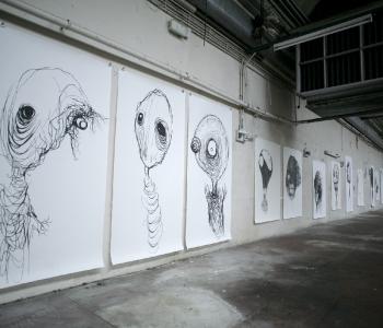 "Exhibition ""Nadine Monnin"""