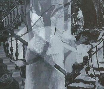 """Igor Alexandrov's exhibition """"White Titan, Mars Black"""""""