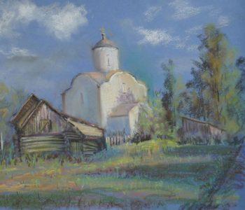 Выставка графики «Пути-дороги-5»