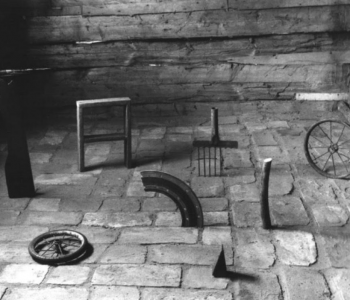 "Vladimir Zagorov's exhibition ""Finds"""