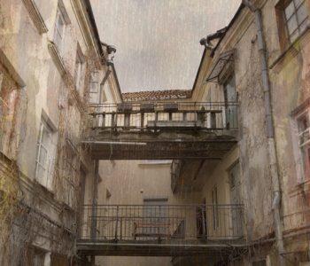 Выставка Алены Пахомовой «Туда, где нас нет»
