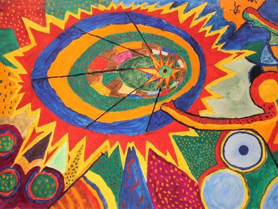 Выставка «Бесконечность форм в мире идей»