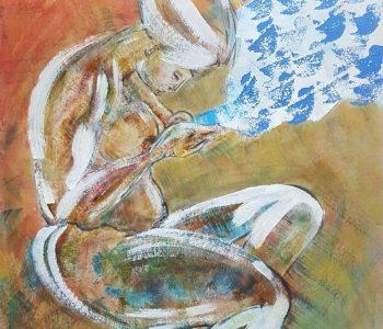 Выставка живописи и графики Алексея Хвостова «Контаминизмы»