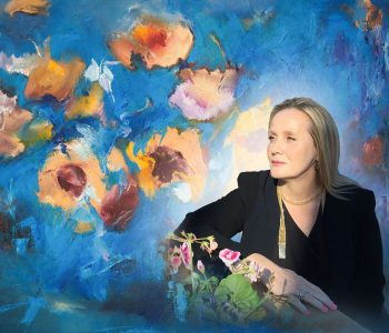 Exhibition of paintings by Lyudmila Yakovleva «Touch»