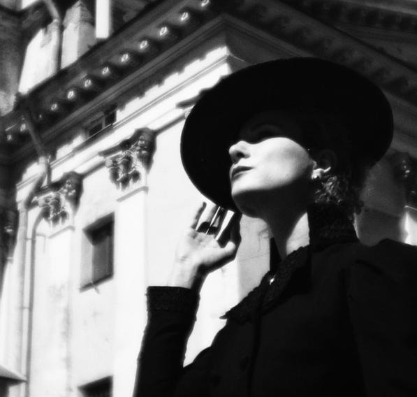 Фотовыставка «Mademoiselle»