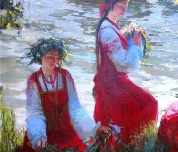 Выставка Юлии Косцовой «ЖИВОПИСЬ MA VIE»