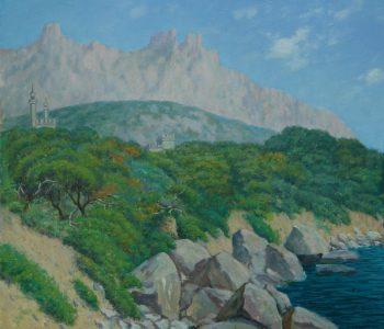 Exhibition of Sergei Griva «South Coast of Crimea»