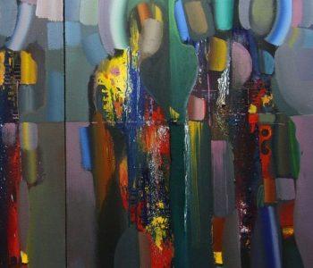 Выставка живописи художника Заза Харабадзе «Солнечный край»
