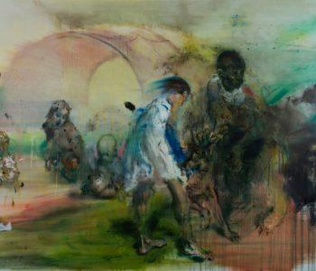 Выставка Леонида Цхэ «Собственная дача»