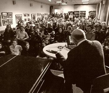 Лекция Ивана Чечота «Христианская тема в немецком искусстве XX века»