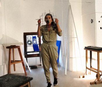 Выставка Алисы Керн «Опыты охлаждения голоса»