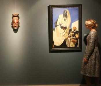 """Exhibition """"Alexander Yakovlev"""""""
