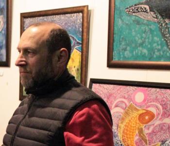 Выставка художественных работ людей с инвалидностью «Диалог в тишине: Рождество»