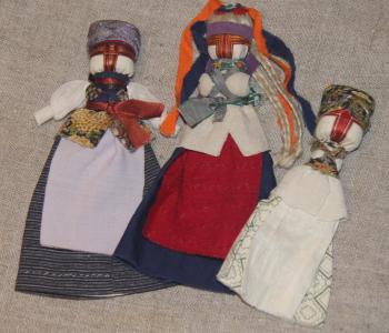 Выставка «Куклы и люди»