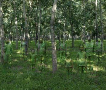 Выставка Лю Болина «Художник-невидимка»