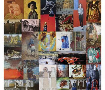 Итоговая выставка «Муза должна работать 2017/18»