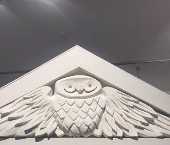 Выставка «Лев, сова и мыльный камень»