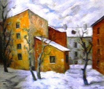 Выставка живописи Владимира Ионенко «В простом увидеть красоту»