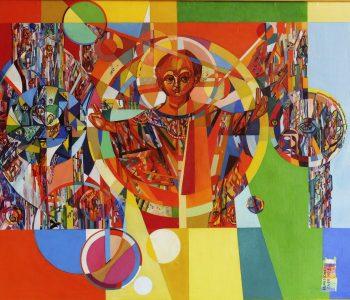 Выставка живописи петербургских художников «СОТВОРЕНИЕ»
