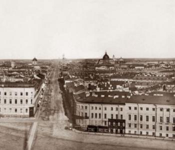 Городской фотоконкурс «Петербург в пейзаже»