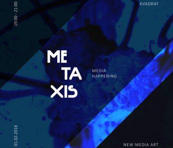 Фестиваль медиаискусства METAXIS