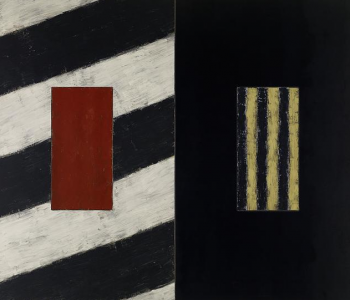 Exhibition of Sean Scully «Face to the East»