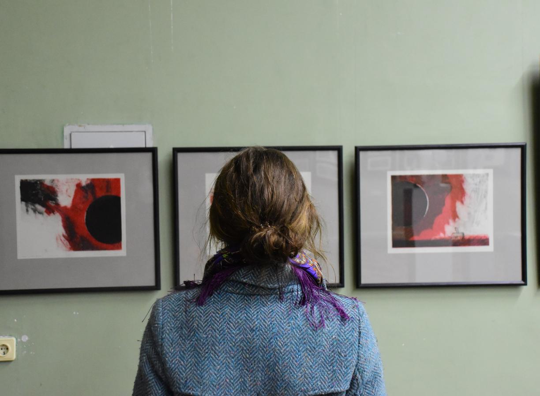 """Exhibition """"Two Academies"""""""