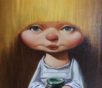 Выставка женских портретов «Ох и Ах, какие женщины»