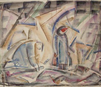 "Exhibition ""Vera Matyukh. Experiments"""