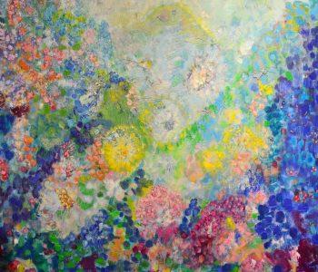 Выставка Светланы Луневой «Феерия пейзажа»