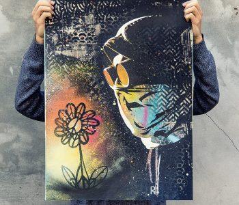 Выставка стрит-арта «Осторожно – окрашено! Not vandalism»