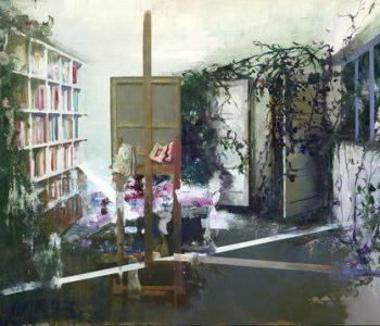 Выставка Виталия Пушницкого «Tribute. Painting»