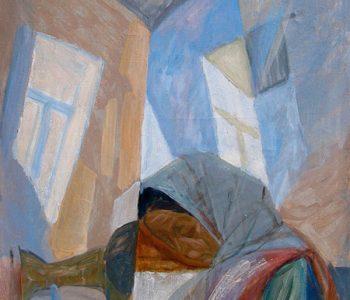 "Exhibition of Vladimir Zhukov ""In the circle of Pavel Kondratiev"""