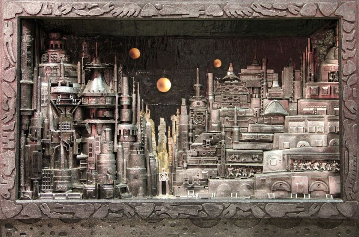 Выставка Игоря Иванова «Орбитальные хроники»