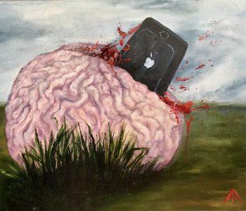 Выставка «Хайпреализм мозга»